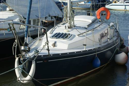 25ft sailing yacht for sale
