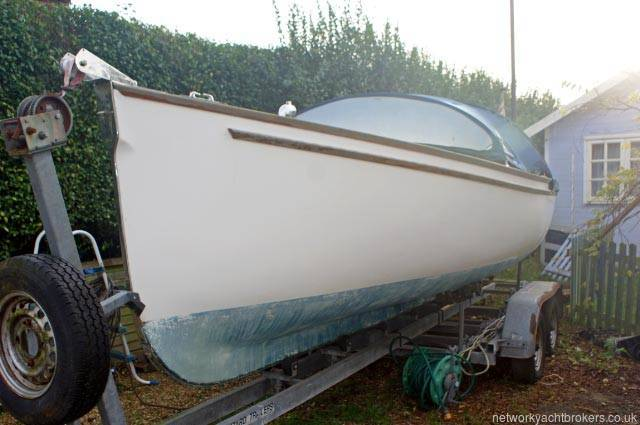 Harriet Launch a 1930,s classic recreated in cornwall