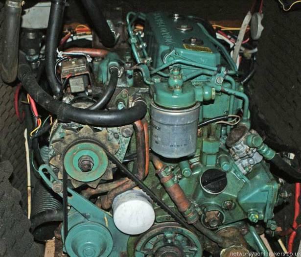 Beneteau First 375 Volvo Penta AB 28