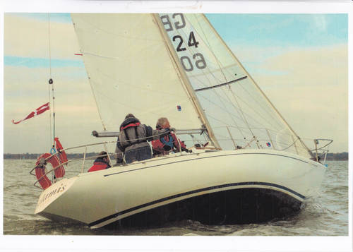 racing yacht for sale in Lymington