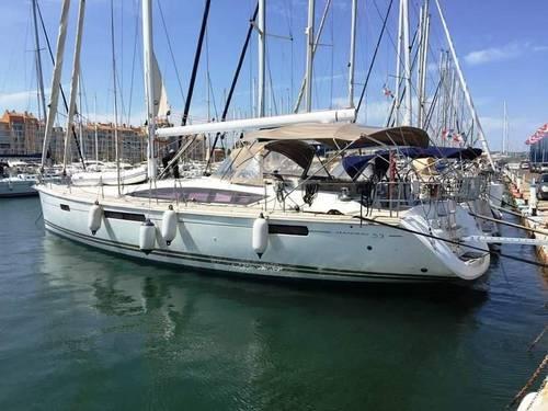 Jeanneau 53 Yacht