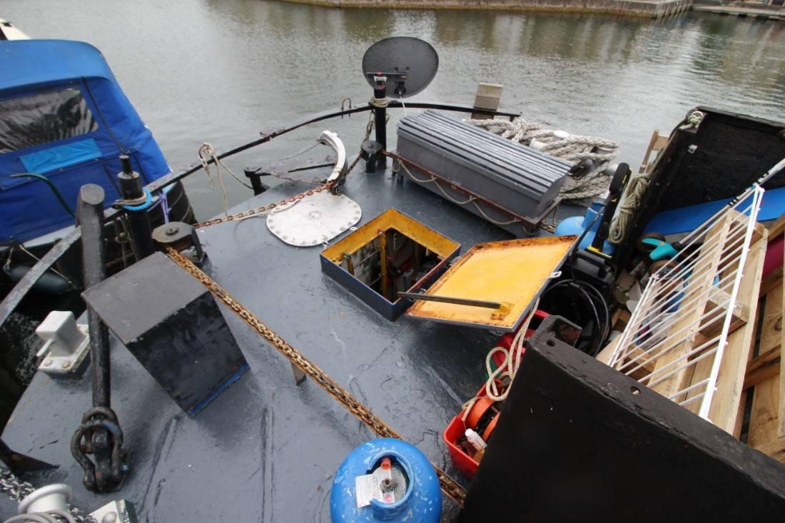 Humber Keel Barge