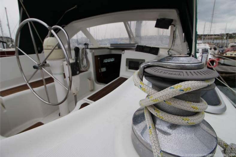 Beneteau Oceanis 36