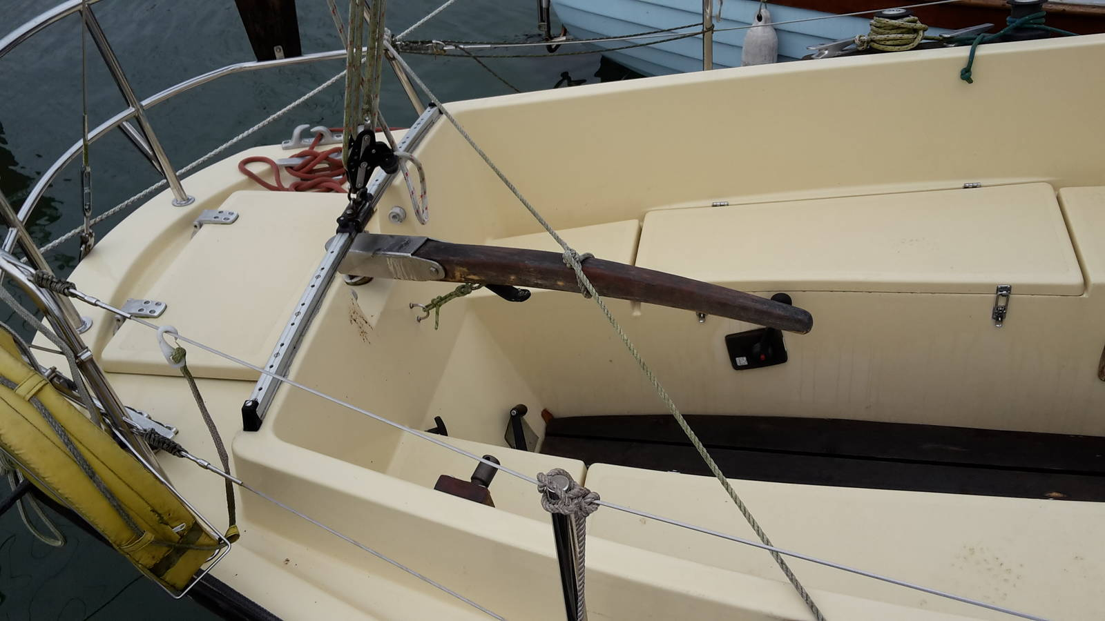Cornish Crabber 24