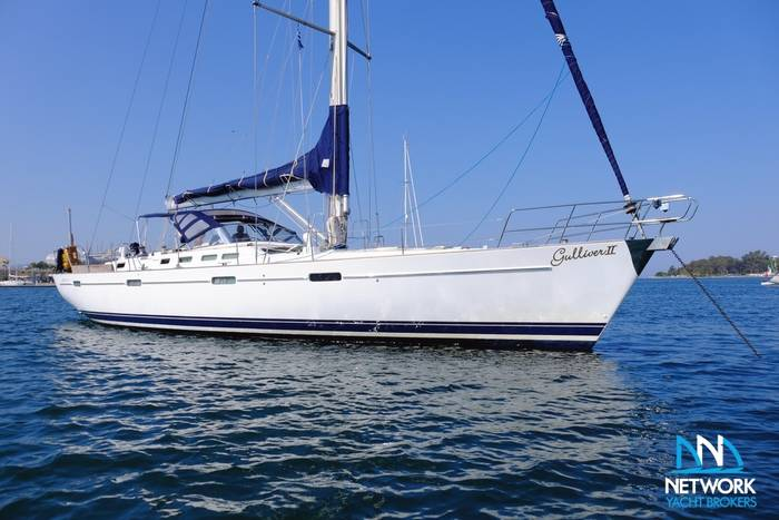 Beneteau 57 for sale in Lefkas Greece
