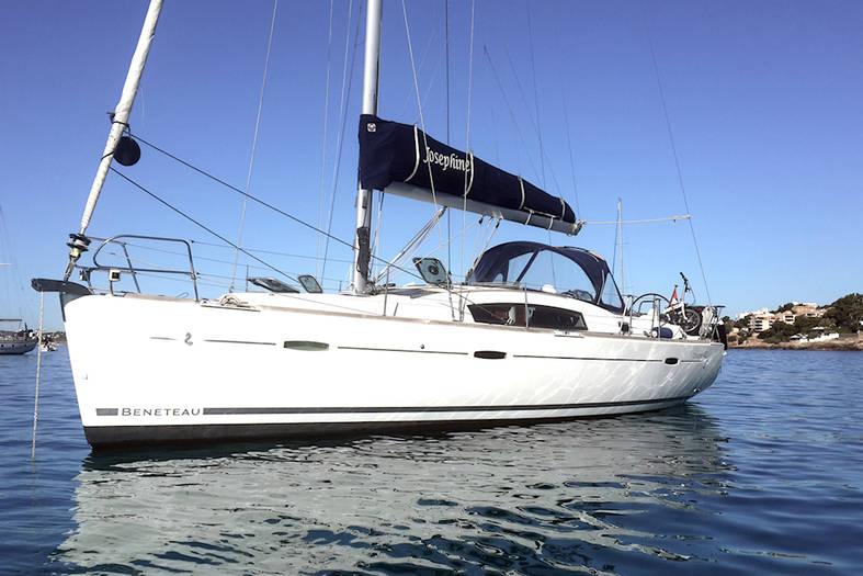 Beneteau Oceanis 40 2008 For Sale in in Lefkas, Greece - 109,500