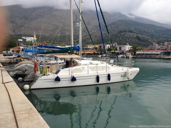 Prout_Event_34_Catamaran
