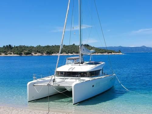 Lagoon 39 for sale Preveza Greece