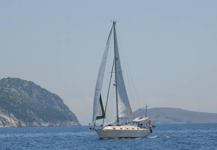 Island Packet for sale Lefkas Greece