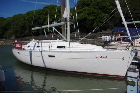 Oceanis 331 Network Yacht Brokers Neyland £44,950