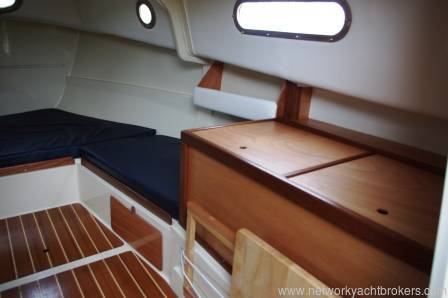 Drascombe Drifter 22 For Sale Network Yacht Brokers Neyland