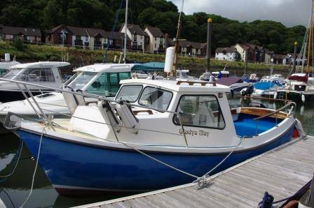 Trusty 21 for sale Network Yacht Brokers Neyland
