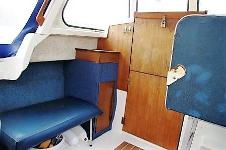 Hardy Navigator 18 For Sale £7,550.00 Network Yacht Brokers Neyland