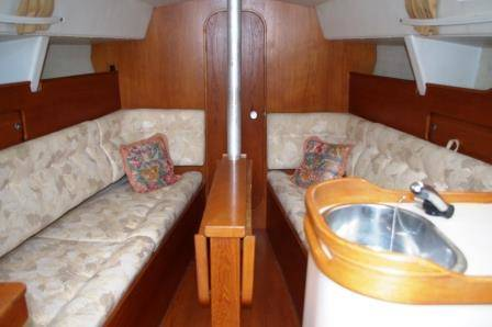 British Hunter 30 1994 For Sale Network Yacht Brokers Neyland
