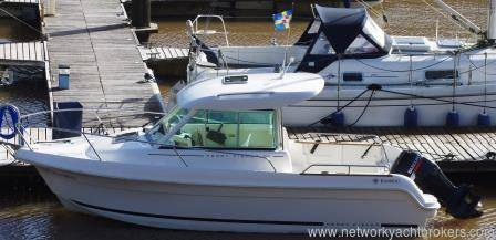 Jeanneau Merry Fisher 625 - 2008 For Sale NYB Neyland 01646 602 500