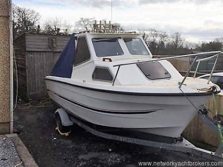 Kingfisher 19 For Sale £9,800.00 Network Yacht Brokers Nyeland 01646 602 500