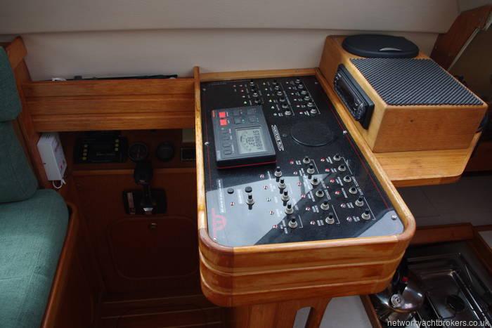 Inside controls