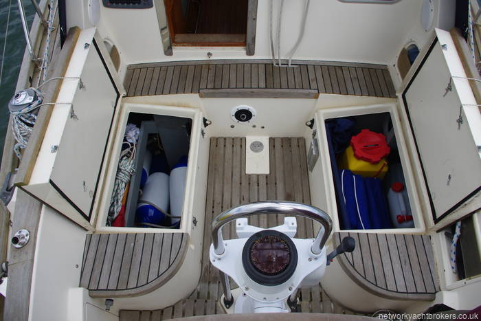 Cockpit lockers