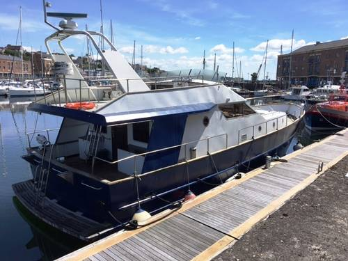 Bruce Roberts Waverunner 52 Network Yacht Brokers Milford Haven