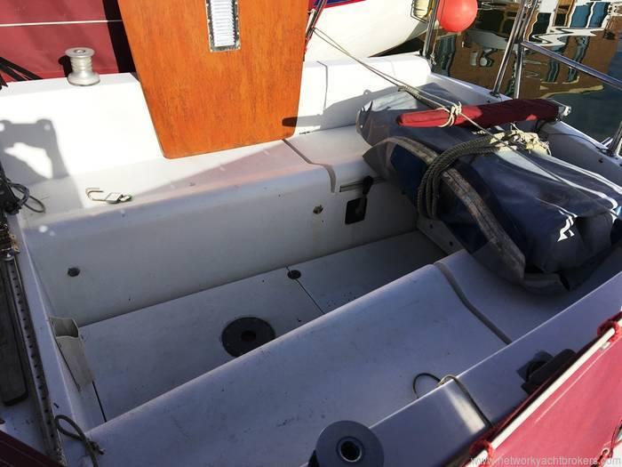 Pegasus 800 - Network Yacht Brokers Milford Haven