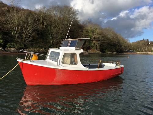 Plymouth Pilot 18 - Network Yacht Brokers Milford Haven