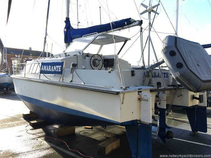 Catalac 8m - Network Yacht Brokers Milford Haven, Pembrokeshire