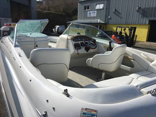 Sea Ray Sun Deck 210 - Network Yacht Brokers Milford Haven