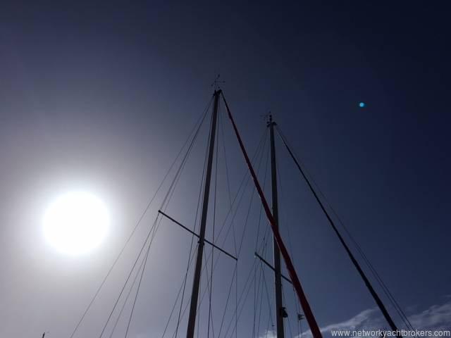 Macwester Rowan 24 - Network Yacht Brokers Milford Haven