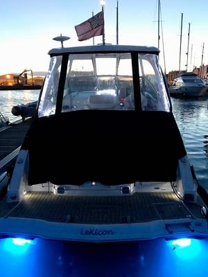 2015 Chaparral 310 Signature Cruiser Stern With Lights