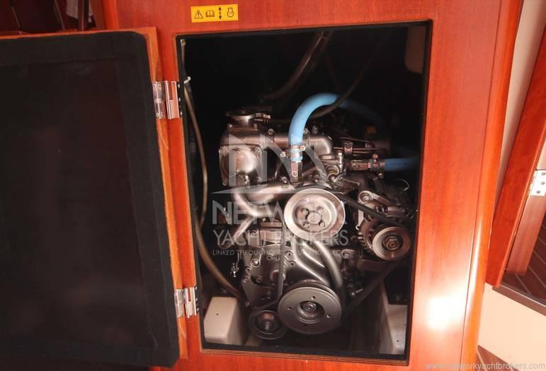 Hans 371 engine