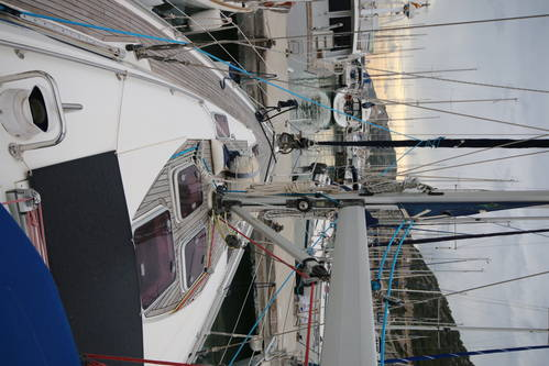 Mast Bavaria 40