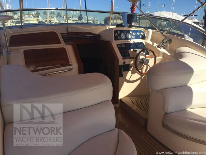 APREAMARE well equipped console