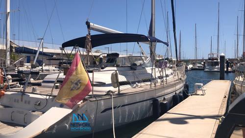 Bavaria 44 cruising yacht
