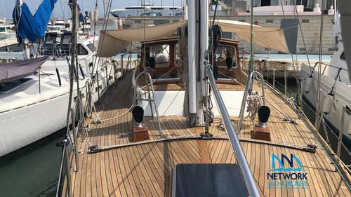 Nordia 51 cruising yacht