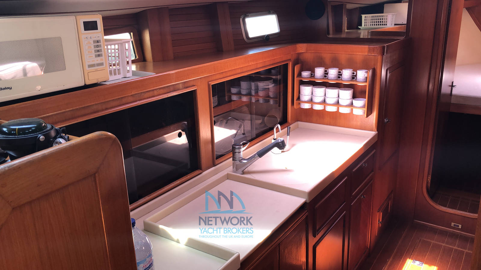 galley Belliure 50 for sale