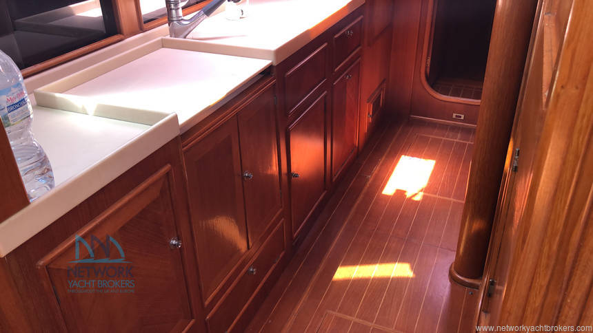 galley 2 Belliure 50 for sale