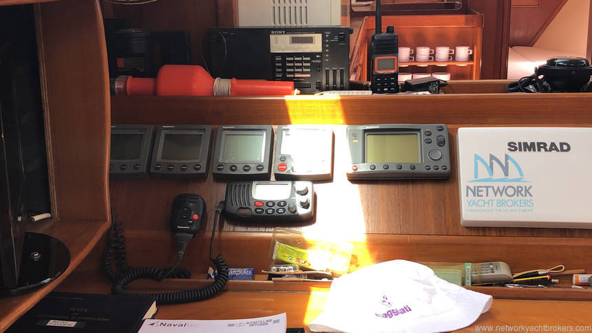 navigation equipment 1 Belliure 50 for sale