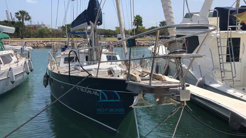 Belliure 50 sailing boat