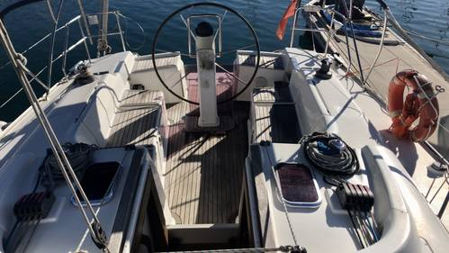 Hanse 400 for sale 2008