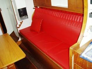 Starboard Bunk