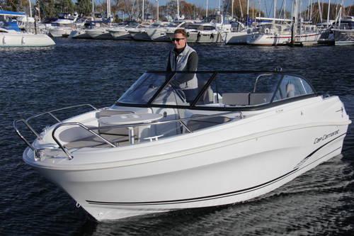 Cap Camarat 5.5 Bow Rider
