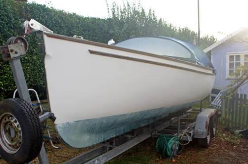 Harriet 20 ft Launch