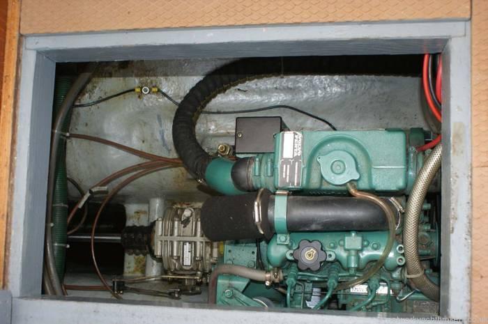 Fisher 25 engine