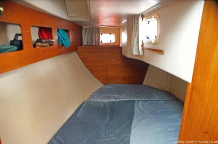 Moody Eclipse 33 Rear double cabin