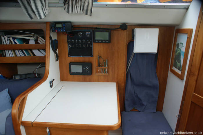 Maxi 1000 for sale in Lymington full size chart table