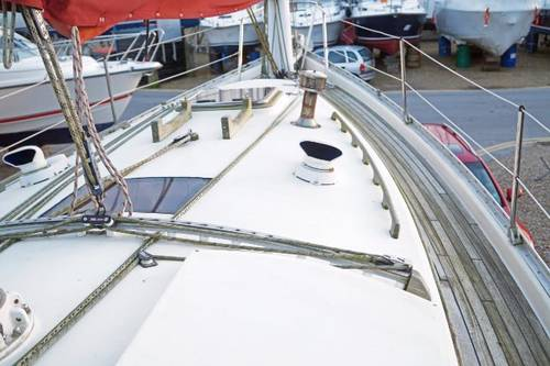 35ft sailing yacht for sale in Lymington