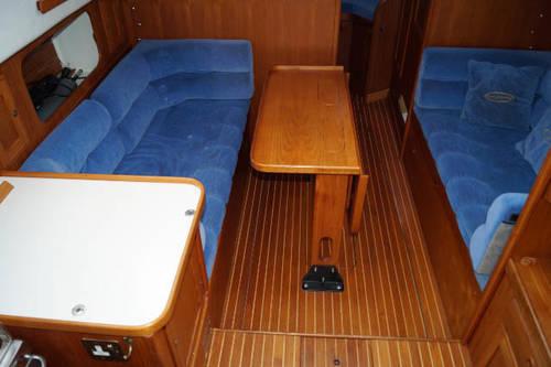 28ft motorsailer Degero yacht for sale
