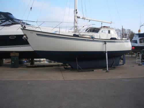 Degero 28MS long keel yacht for sale