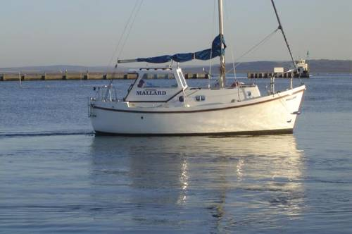 23ft motor sailor colvic watson for sale