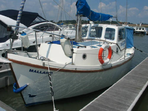 Colvic watson 23 for sale in Lymington